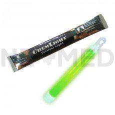 Χημική Ράβδος Φωτισμού 12 ωρών πράσινη Chemlight 6'' του οίκου Cyalume® Technologies Αμερικής