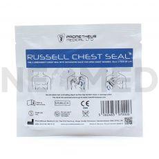 Επίθεμα Θωρακικού Τραύματος με Βαλβίδα Russell Chest Seal® του οίκου Prometheus Medical Αγγλίας