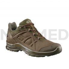 Παπούτσια Πεζοπορίας - Ορεινής Πεζοπορίας Black Eagle Nature GTX Low Brown/Olive του Γερμανικού Οίκου HAIX