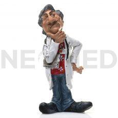 Μινιατούρα Αγαλματάκι Γιατρός 17 cm από τη NEOMED