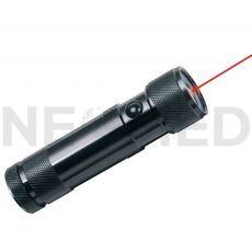 Φακός LED με Δέσμη Laser Eco-LED Laser Light FL Duo του Γερμανικού οίκου Brennenstuhl