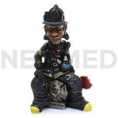 Μινιατούρα Αγαλματάκι Πυροσβέστης 16 cm από τη NEOMED