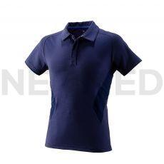 Μπλούζα Πόλο Κοντομάνικη Pure Comfort PoloShirt Navy του οίκου HAIX Γερμανίας