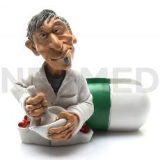 Θήκη Επαγγελματικών Καρτών για Φαρμακοποιούς 11 cm από τη NEOMED