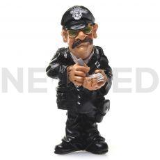Διακοσμητικό Μαγνητάκι Αστυνομικός 7.1 cm από τη NEOMED