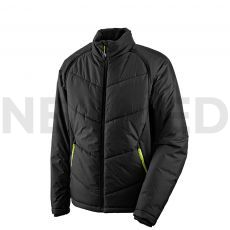 Αντιανεμικό Μπουφάν - Γιλέκο 2σε1 Zip Jacket GORE® WINDSTOPPER® Black της HAIX Γερμανίας