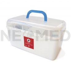 Αμπού Σιλικόνης Ενηλίκων με Θήκη Μεταφοράς του οίκου Blue Lion Medical Αγγλίας