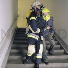Κουκούλα Διαφυγής για Αναπνευστική Συσκευή MSA Respihood