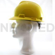Κράνος Ασφαλείας V-Gard με κεφαλόδεμα Staz-Onτου οίκου MSA Αμερικής