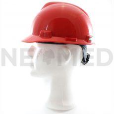 Κράνος Ασφαλείας V-Gard με κεφαλόδεμα Fas-Trac του οίκου MSA Αμερικής