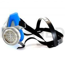 Μάσκα Προστασίας Αναπνοής Σετ με Φίλτρα Μικροσωματιδίων Advantage 200 LS P3 set του οίκου MSA Αμερικής