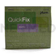 Τσιρότα Ελαστικά QuickFix Elastic 7.2 x 2.5 cm του οίκου PLUM Δανίας