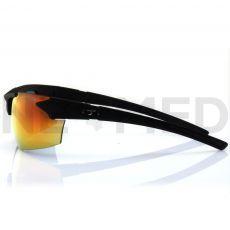 Αθλητικά Γυαλιά Ηλίου για Τρέξιμο Jet FC Matte Black του Αμερικάνικου οίκου Tifosi