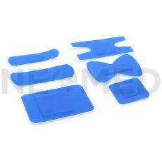 Ανιχνεύσιμοι Μπλε Λευκοπλάστες Blue Detectable του οίκου Blue Lion Medical