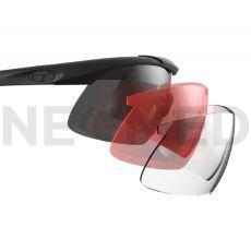 Βαλλιστικά Γυαλιά με Τρεις Εναλλασσόμενους Φακούς Ordnance Tactical Smoke/HC Red/Clear του Αμερικάνικου οίκου Tifosi Optics