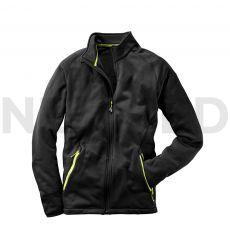 Ζακέτα Φλις Fleece Jacket TECNOSTRETCH® Anthracite του Γερμανικού οίκου HAIX