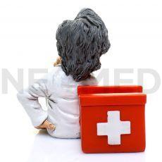 Θήκη Επαγγελματικών Καρτών για Γιατρούς 10 cm από τη NEOMED