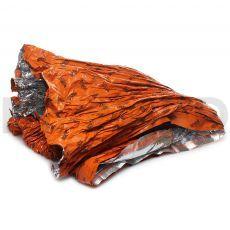 Ισοθερμική Κουβέρτα Αλουμινίου EMS Blanket του Αγγλικού Οίκου Blizzard