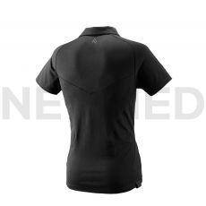 Κοντομάνικη Μπλούζα Πόλο Pure Comfort PoloShirt Black του Γερμανικού οίκου HAIX