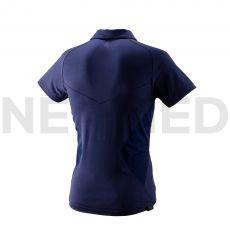Κοντομάνικη Μπλούζα Πόλο Pure Comfort PoloShirt Navy του Γερμανικού οίκου HAIX