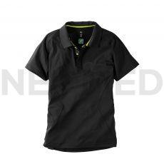Μπλουζάκι Πόλο Pure Comfort PoloShirt Black της Γερμανικής HAIX