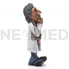 Αγαλματάκι Μινιατούρα Γιατρός 17 cm από τη NEOMED