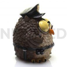Αστυνομικός Κουκουβάγια σε Κουμπαρά Μινιατούρα 13.5 cm από τη NEOMED