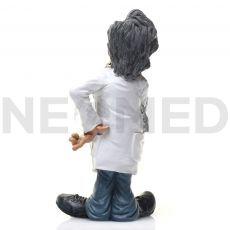 Γιατρός Μινιατούρα Αγαλματάκι 17 cm από τη NEOMED