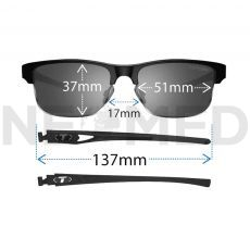 Γυαλιά Ηλίου Highwire Crystal Black του οίκου Tifosi Αμερικής