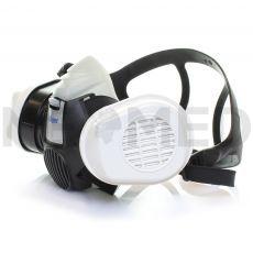 Μάσκα Προστασίας Αναπνοής με φίλτρα X-Plore 3300 Chemical Workset του οίκου Drager Γερμανίας