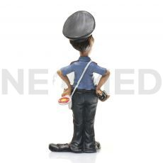 Αγαλματάκι Μινιατούρα Αστυνομικός Καραμπινιέρι 17.5 cm από τη NEOMED