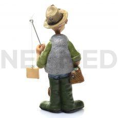 Μινιατούρα Ψαράς 17.5 cm από τη NEOMED