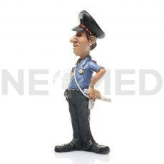 Αστυνομικός Καραμπινιέρι Μινιατούρα Αγαλματάκι 17.5 cm από τη NEOMED
