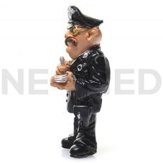 Μινιατούρα Μαγνητάκι Αστυνομικός 7.1 cm από τη NEOMED