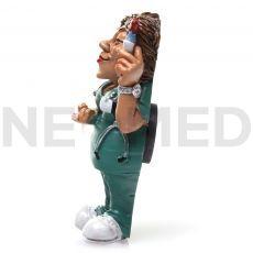 Μινιατούρα Μαγνητάκι Νοσοκόμα 6.9 cm από τη NEOMED