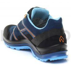 Παπούτσια Πεζοπορίας Black Eagle Adventure 2.1 GTX Navy-Orange της Γερμανικής HAIX