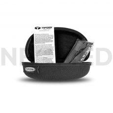 Βαλλιστικά Γυαλιά με Σκληρή Θήκη Dolomite 2.0 Tactical Smoke του οίκου Tifosi Optics Αμερικής