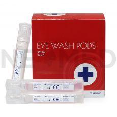 Φυσιολογικός Ορός Πλύσης Οφθαλμών Αποστειρώμενος σε Αμπούλα 20 ml του οίκου Blue Lion Medical Αγγλίας