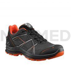Παπούτσια Πεζοπορίας HAIX Adventure 2.2 GTX Low Graphite Orange