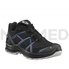 Παπούτσια Πεζοπορίας HAIX Adventure 2.2 GTX Low Ws Black Midnight