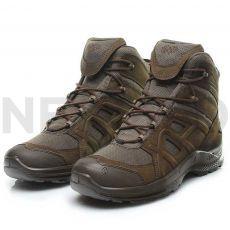 Στρατιωτικά Ημιάρβυλα Black Eagle Athletic 2.0 N GTX Mid Brown του οίκου HAIX Γερμανίας