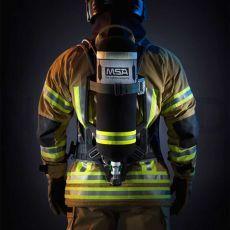 Αναπνευστική Συσκευή MSA M1 SCBA - Πυροσβέστης