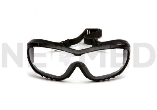 Γυαλιά Σκοπευτικά V3G Clear Anti Fog του οίκου Pyramex Αμερικής