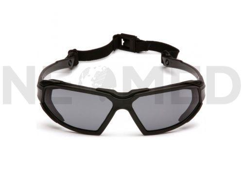 Γυαλιά Ασφαλείας HIGHLANDER Grey Anti Fog του οίκου Pyramex Αμερικής
