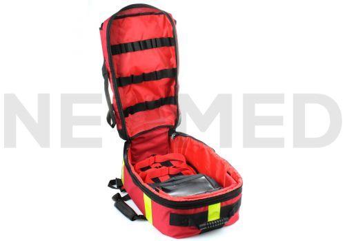 Σακίδιο Μεταφοράς Φορητού Απινιδωτή και Οργάνωσης Πρώτων Βοηθειών Arky AED Backpack Large
