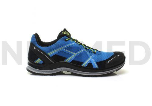 Αθλητικά Παπούτσια Πεζοπορίας Black Eagle Adventure 2.1 GTX Blue-Citrus του οίκου HAIX Γερμανίας