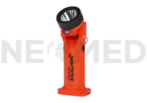Γωνιακός Φακός Πυροσβέστη Αντιεκρηκτικός Επαναφορτιζόμενος NightStick INTRANT Dual Light του οίκου Bayco Αμερικής