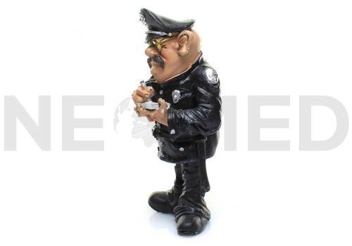 Μινιατούρα Αγαλματάκι Αστυνομικός 15 cm από τη NEOMED