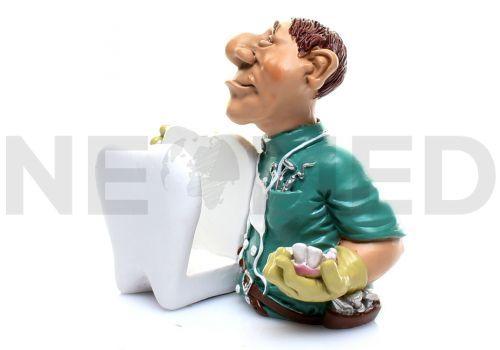 Θήκη Επαγγελματικών Καρτών για Οδοντίατρους 10.5 cm από τη NEOMED