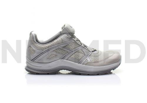 Αθλητικά Παπούτσια Πεζοπορίας Black Eagle Air Low Grey-Silver του Γερμανικού οίκου HAIX®
